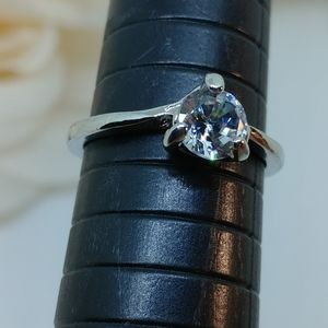Jewelry - 🆕 AAA CZ Solitaire Ring